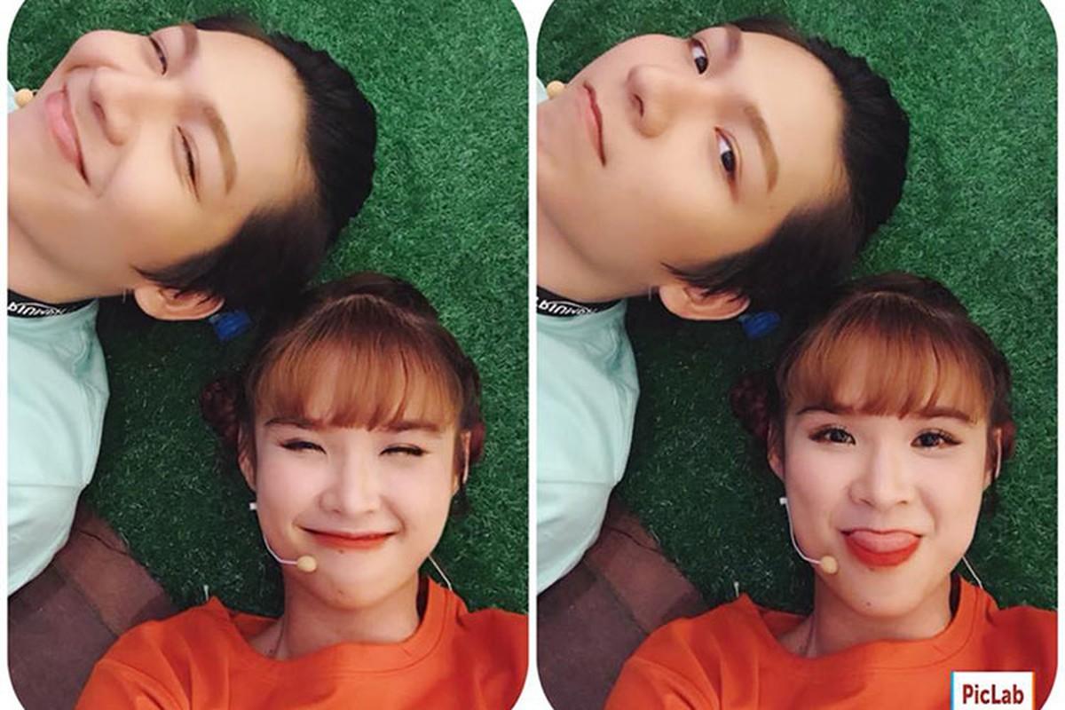 Hot Face sao Viet 24h: Huong Giang Idol khoa moi trai Tay-Hinh-5