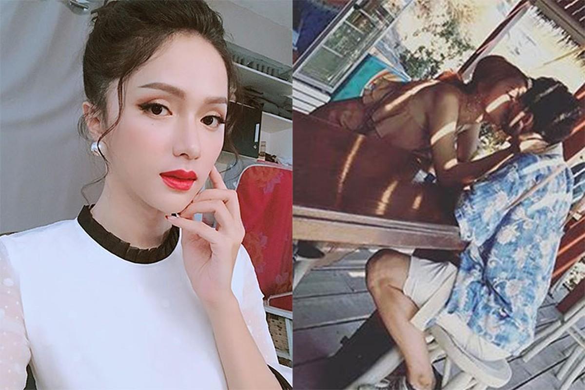 Hot Face sao Viet 24h: Huong Giang Idol khoa moi trai Tay