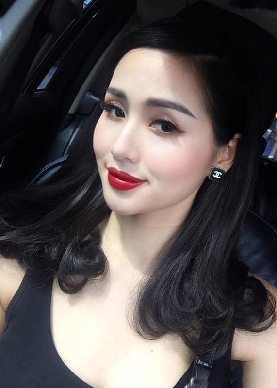 Hot Face sao Viet 24h: Oc Thanh Van vui ve ben con giua on ao-Hinh-15