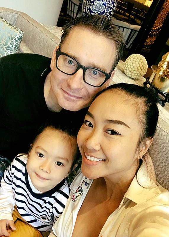 Hot Face sao Viet 24h: Oc Thanh Van vui ve ben con giua on ao-Hinh-3