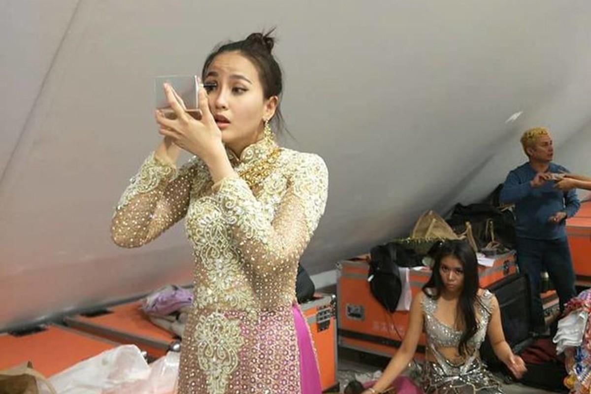 Khanh Ngan - Mai Ngo: Nguoi toa sang, ke mat diem hau The Face-Hinh-5