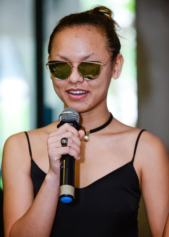 Khanh Ngan - Mai Ngo: Nguoi toa sang, ke mat diem hau The Face-Hinh-9