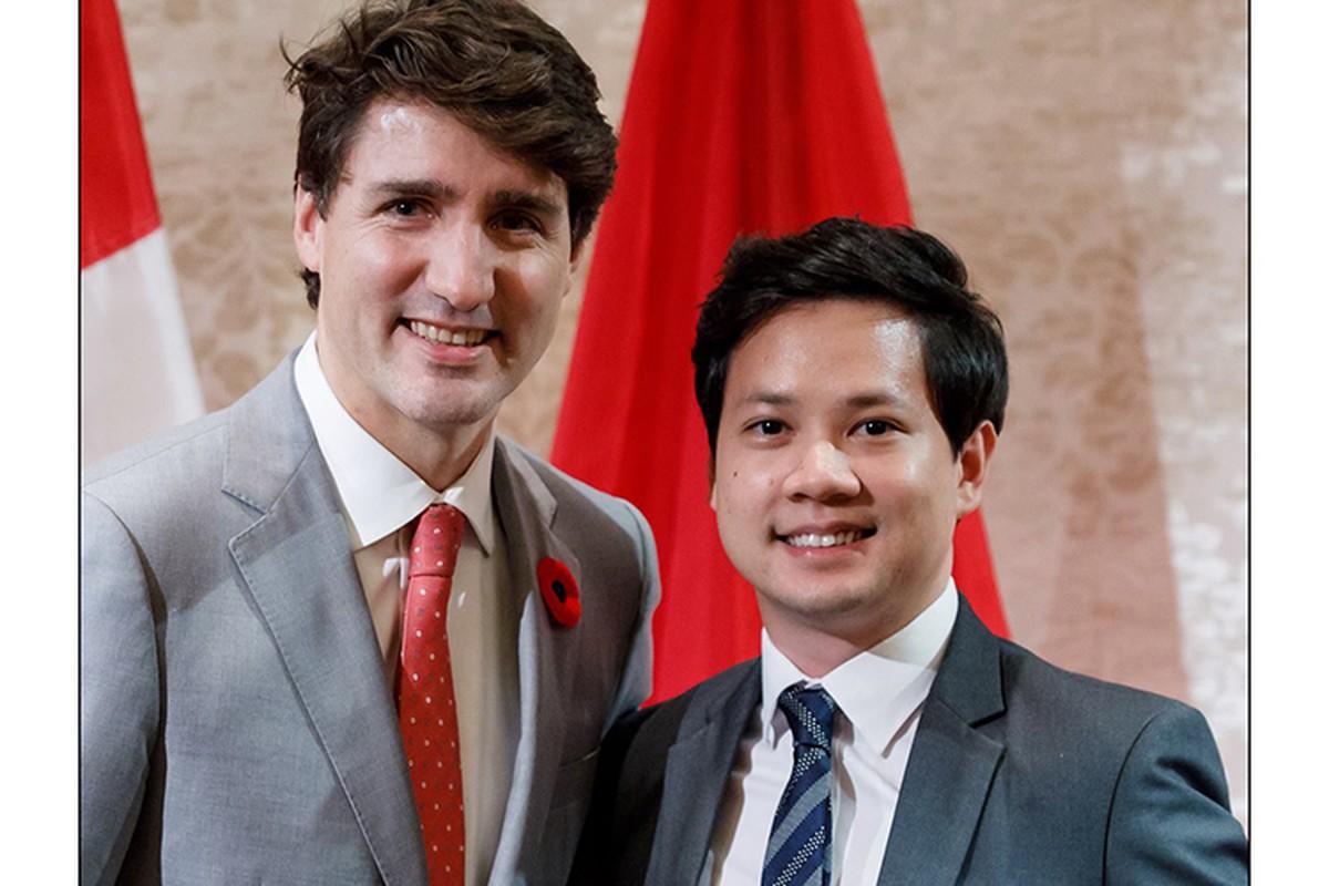 Hot Face sao Viet 24h: Thu Thao khen Thu tuong Canada dep trai hon chong?