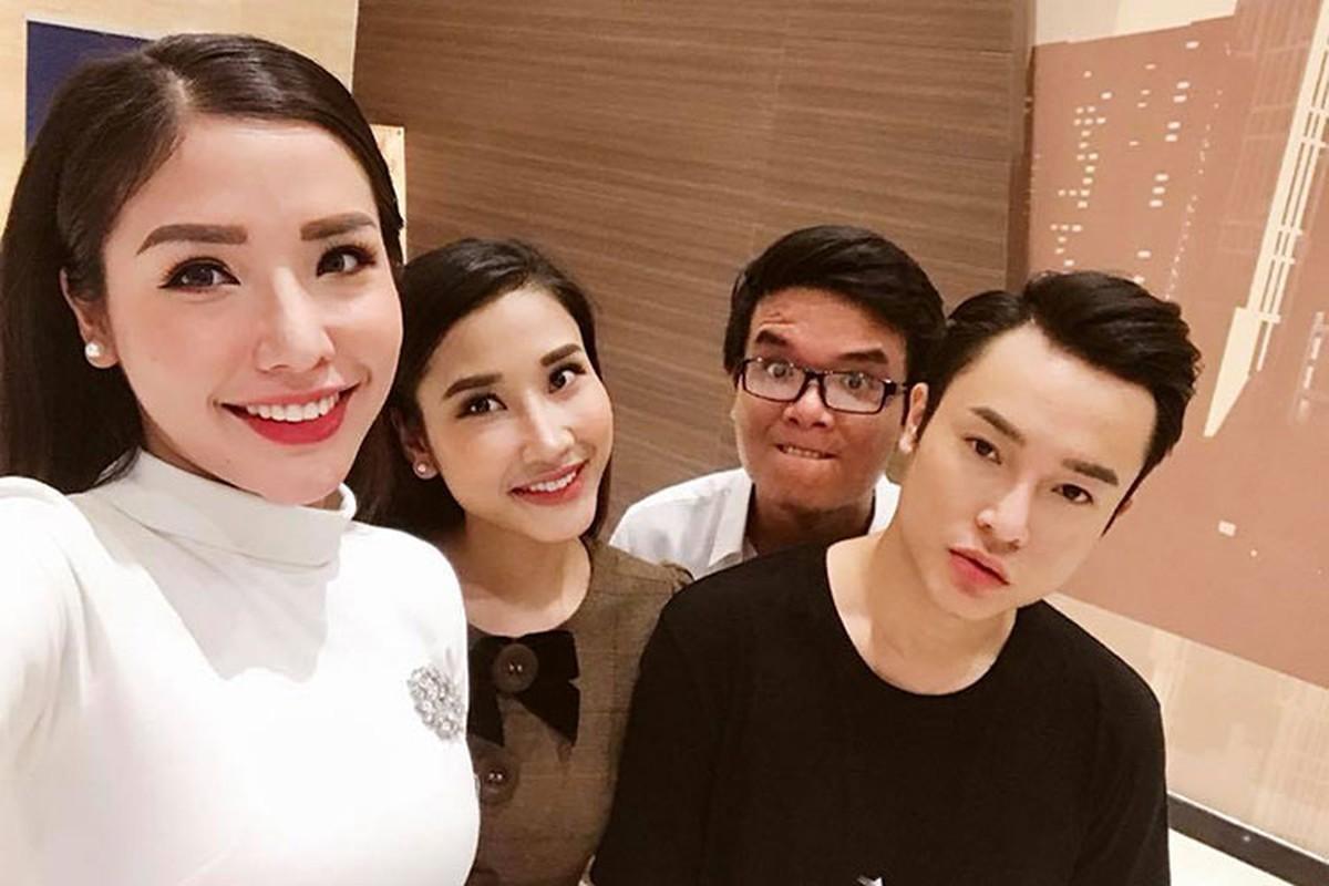 HH Sieu quoc gia xong ban ket, Khanh Phuong moi len duong di thi-Hinh-4