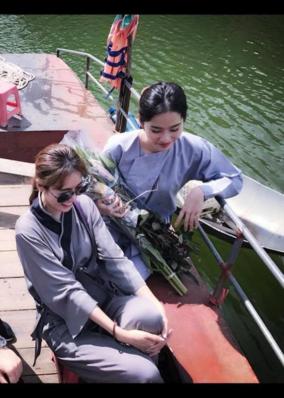Cuoc song Que Van hau to Truong Giang bat ca hai tay-Hinh-12