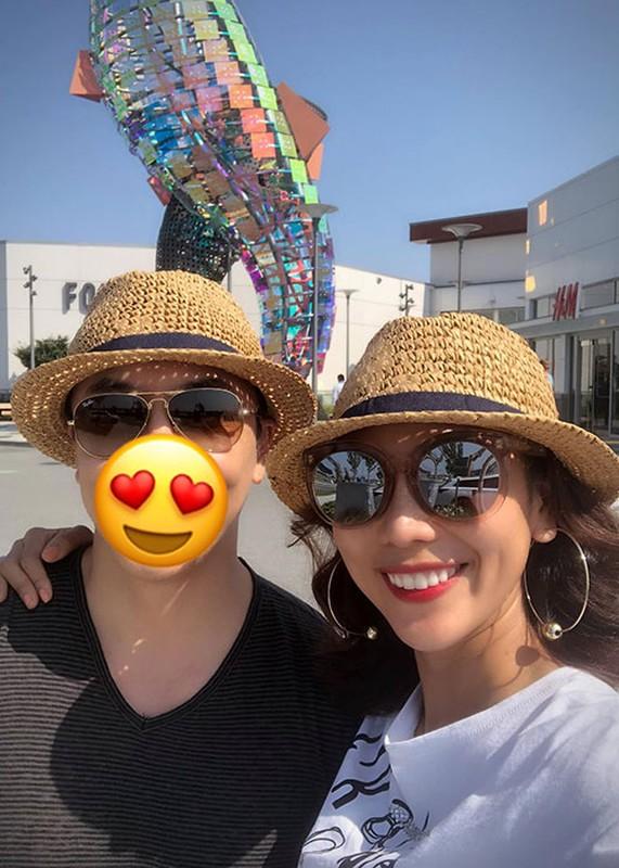 Hot Face sao Viet 24h: Thanh Thao khoe con gai cuc dang yeu-Hinh-9