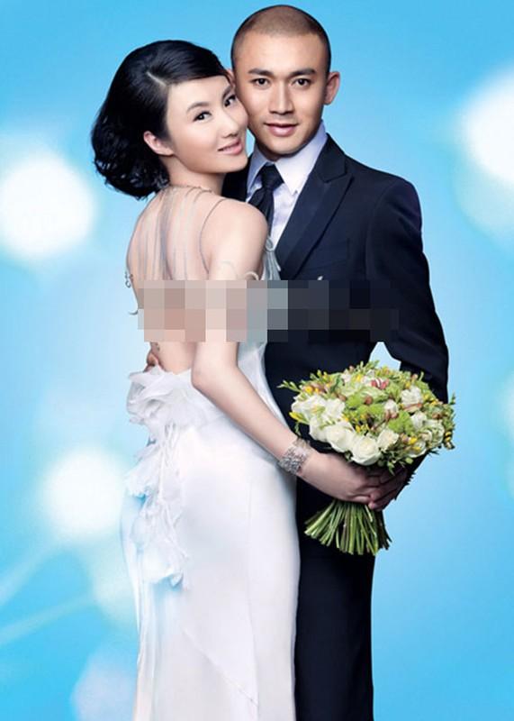 "Nhan sac hai nguoi vo cua nam chinh phim ""Dien Hi Cong Luoc""-Hinh-3"