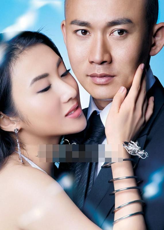 "Nhan sac hai nguoi vo cua nam chinh phim ""Dien Hi Cong Luoc"""