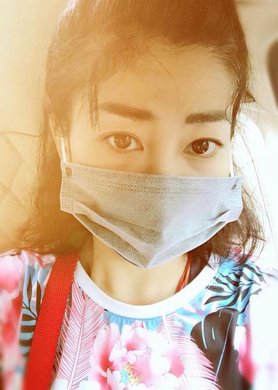 Xot xa hinh anh Mai Phuong tren giuong benh tri ung thu-Hinh-3