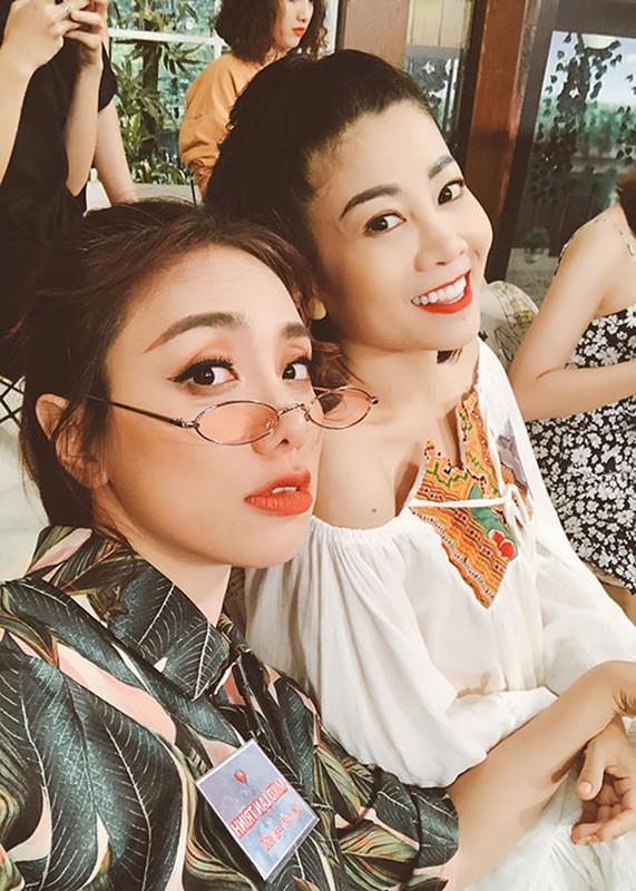 Xot xa hinh anh Mai Phuong tren giuong benh tri ung thu-Hinh-9