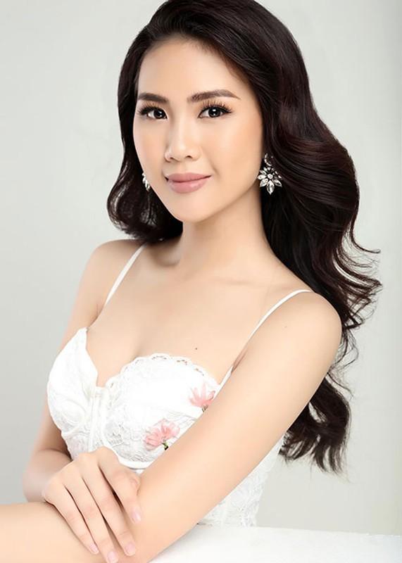 Ngam nhan sac gay me cua giai Vang Sieu mau Viet Nam 2018