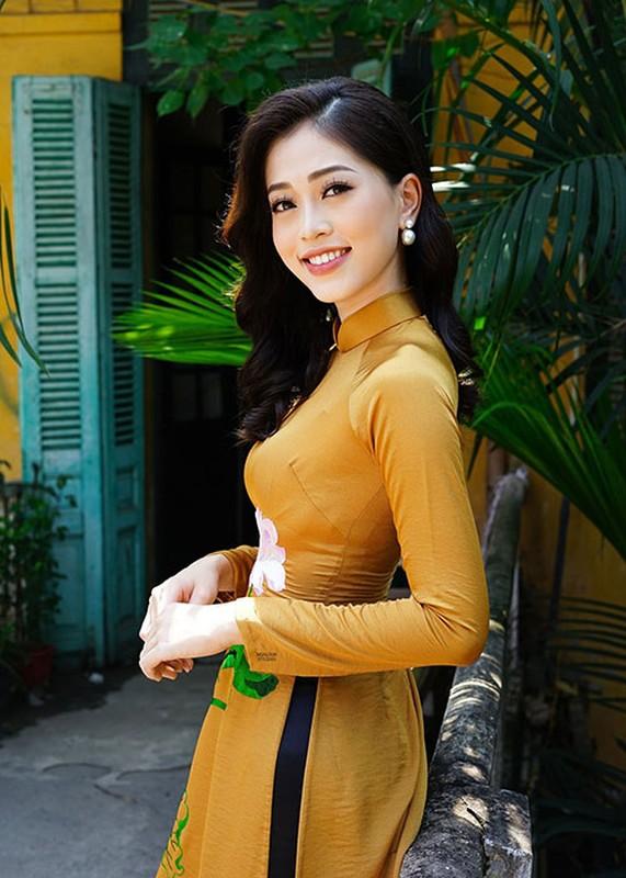 Nhan sac me dam cua ban sao Jennifer Pham tai Hoa hau Viet Nam 2018-Hinh-2