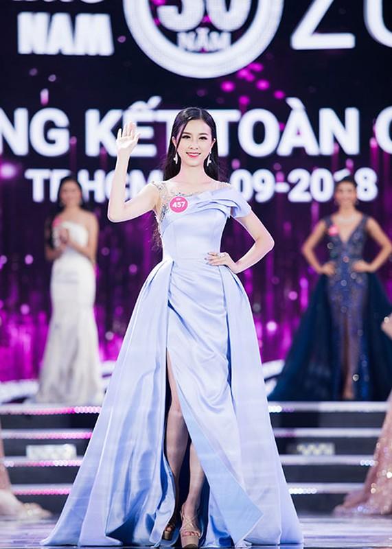 A hau 2 Thuy An xinh dep khong kem tan Hoa hau Tran Tieu Vy-Hinh-2