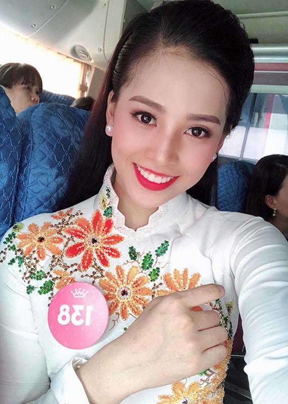 Nhin lai hanh trinh len ngoi cua Hoa hau Viet Nam Tran Tieu Vy-Hinh-10