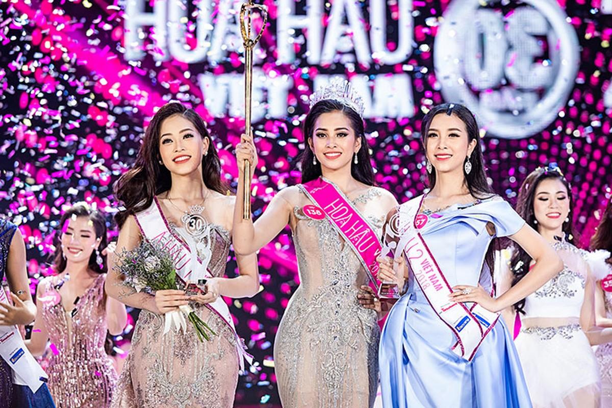 Nhin lai hanh trinh len ngoi cua Hoa hau Viet Nam Tran Tieu Vy-Hinh-2