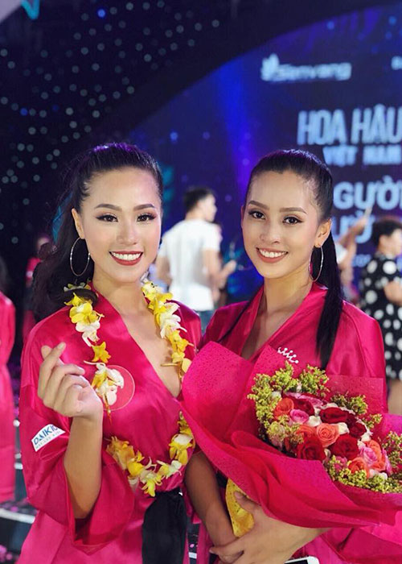 Nhin lai hanh trinh len ngoi cua Hoa hau Viet Nam Tran Tieu Vy-Hinh-8