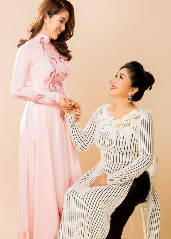 Dien vien Le Phuong dep nao long khi dien ao dai-Hinh-12