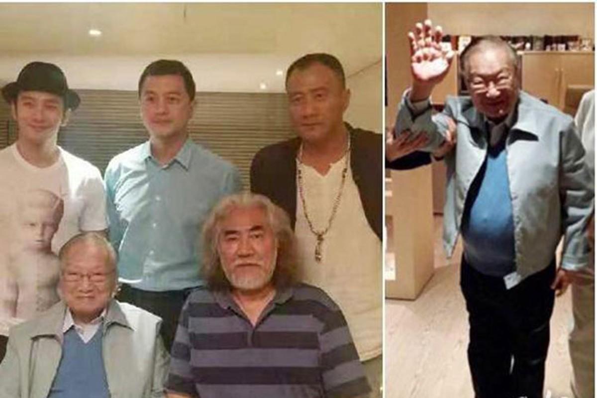 Ly Nhuoc Dong, Ho Quan gui loi vinh biet nha van Kim Dung-Hinh-4