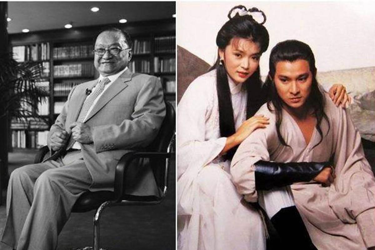 Ly Nhuoc Dong, Ho Quan gui loi vinh biet nha van Kim Dung-Hinh-7