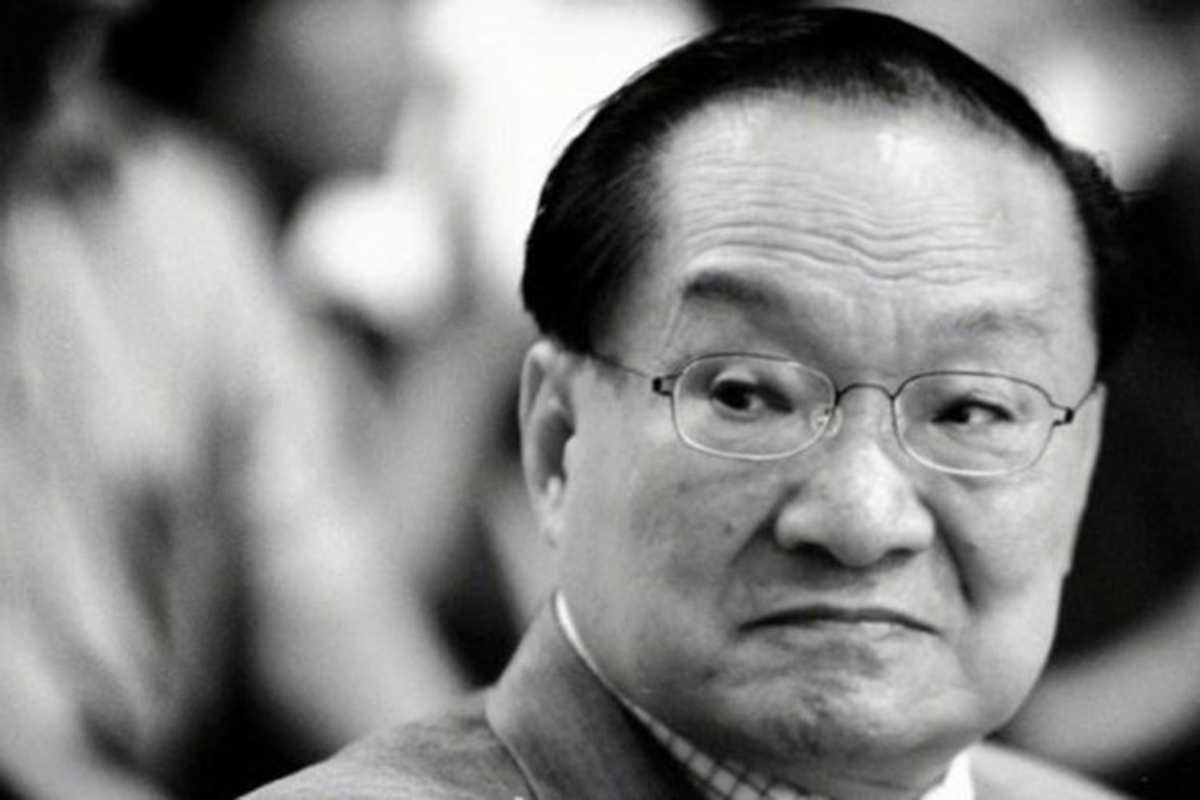 Ly Nhuoc Dong, Ho Quan gui loi vinh biet nha van Kim Dung