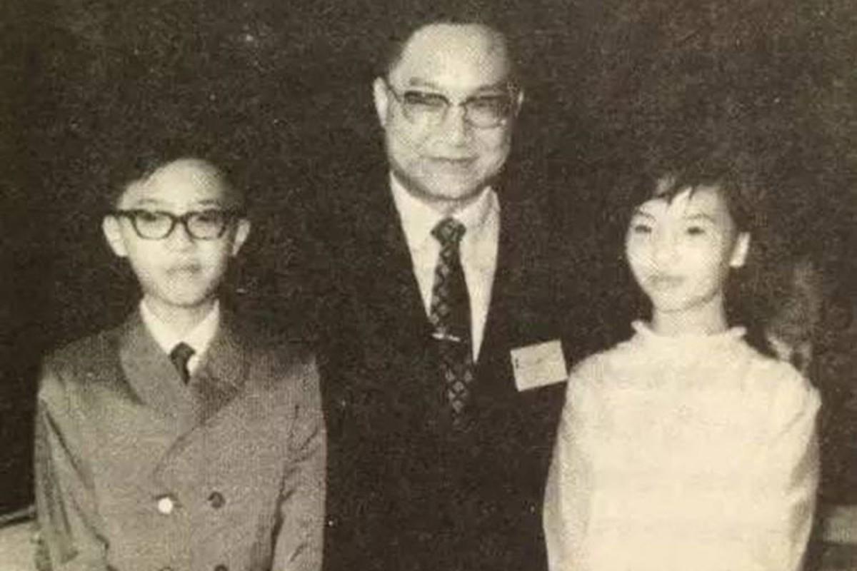 Chan dung 3 nguoi vo cua co nha van Kim Dung-Hinh-4
