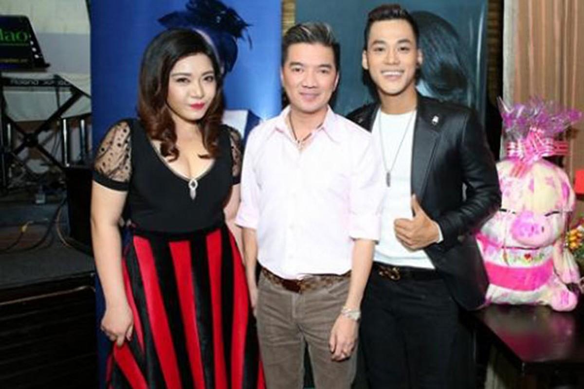 Phan Ngoc Luan than thiet voi Dam Vinh Hung the nao truoc scandal-Hinh-9