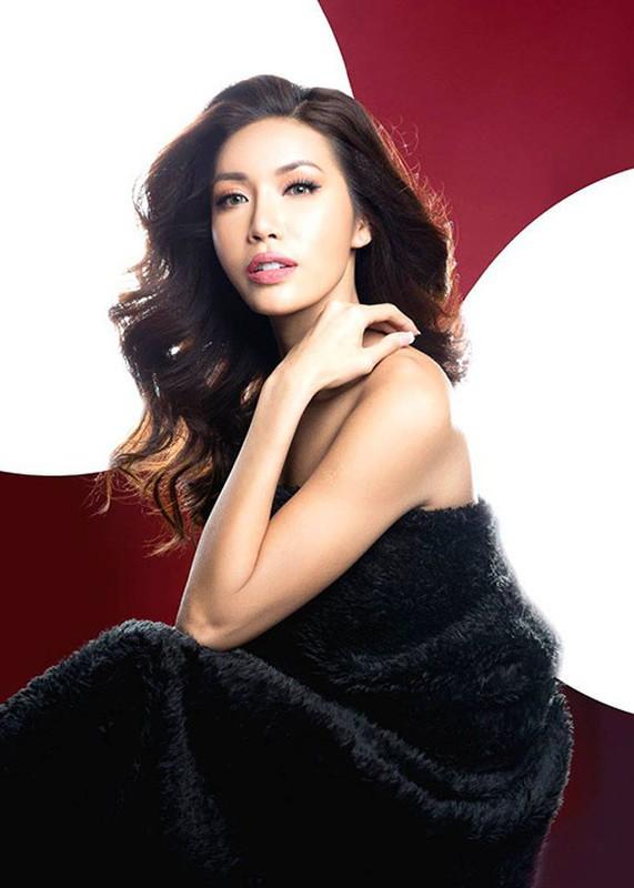 Minh Tu do ve goi cam cung dan thi sinh Miss Supranational