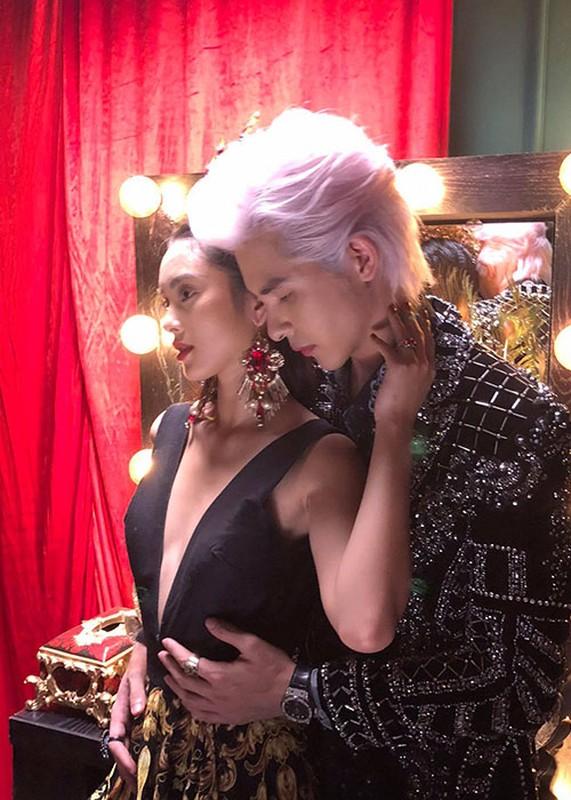 Hot boy dung sau MV gay tranh cai cua Chi Pu la ai?-Hinh-4