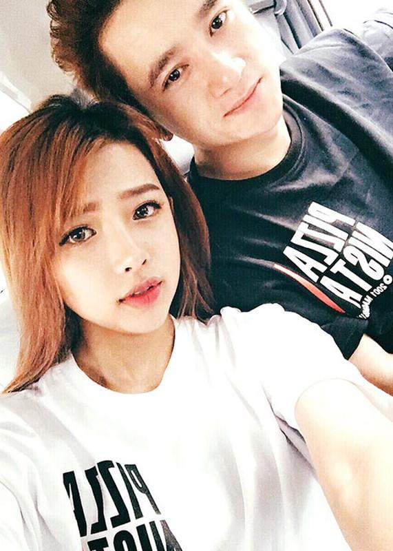 Anh tinh tu cua Phan Manh Quynh ben ban gai hot girl sap cuoi-Hinh-11