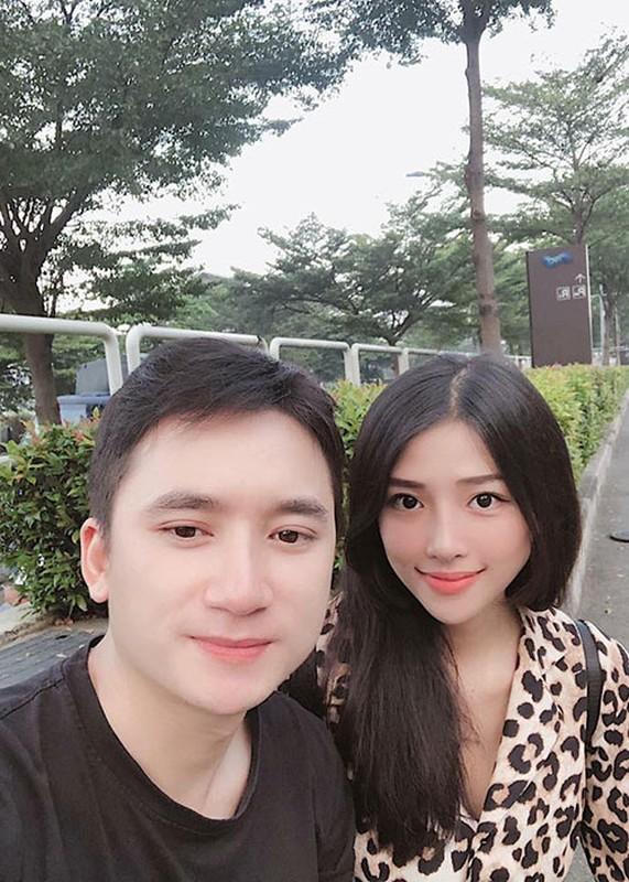 Anh tinh tu cua Phan Manh Quynh ben ban gai hot girl sap cuoi-Hinh-13