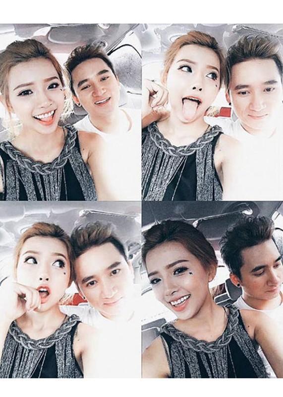 Anh tinh tu cua Phan Manh Quynh ben ban gai hot girl sap cuoi-Hinh-5