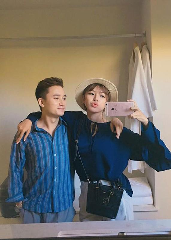 Anh tinh tu cua Phan Manh Quynh ben ban gai hot girl sap cuoi-Hinh-9