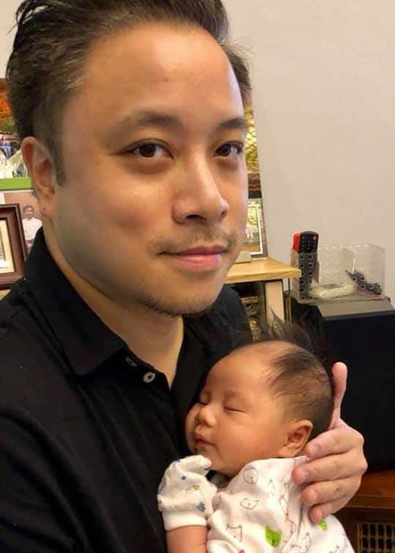 Ngam ve dang yeu vo doi cua con trai Dinh Ngoc Diep - Victor Vu-Hinh-6