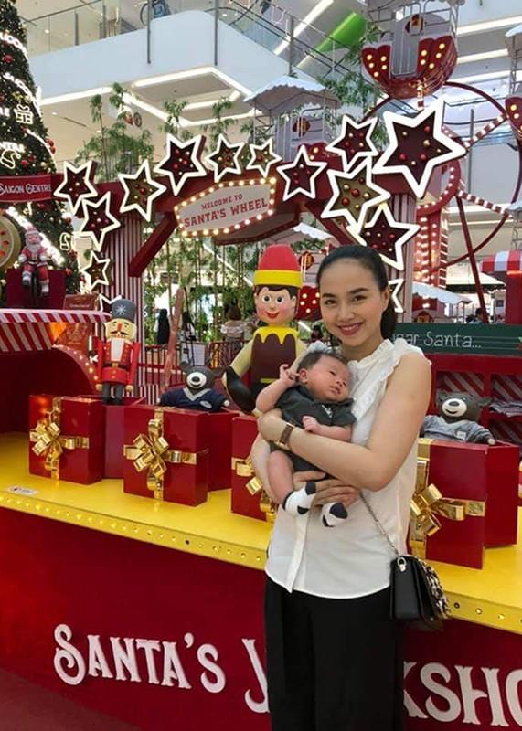Ngam ve dang yeu vo doi cua con trai Dinh Ngoc Diep - Victor Vu-Hinh-8