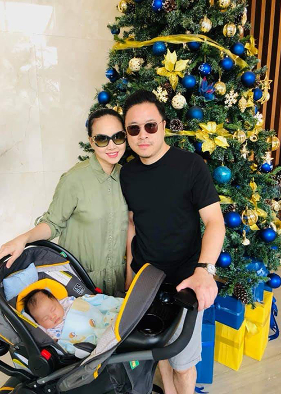 Ngam ve dang yeu vo doi cua con trai Dinh Ngoc Diep - Victor Vu-Hinh-9