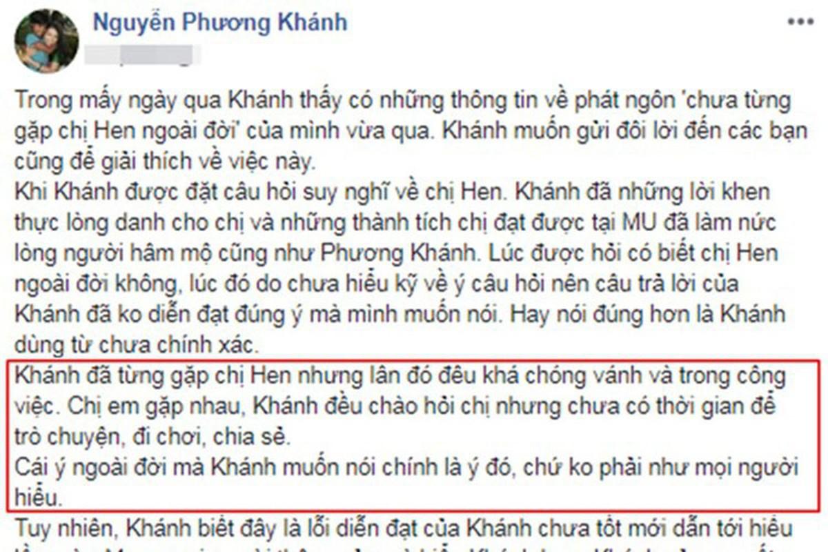 Scandal noi tiep scandal, Phuong Khanh khien vuong mien hoa hau bi hoen mo?-Hinh-12