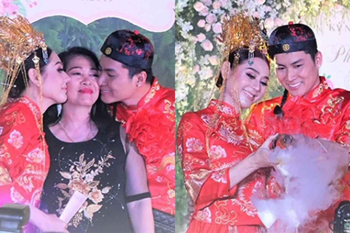 Mot nam hanh phuc vien man cua my nhan chuyen gioi Lam Khanh Chi-Hinh-6