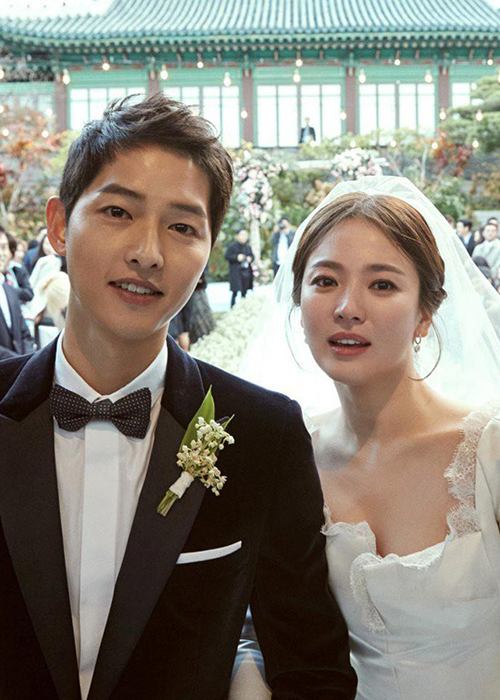 Su that ve cuoc hon nhan cua Song Hye Kyo truoc tin don ly di