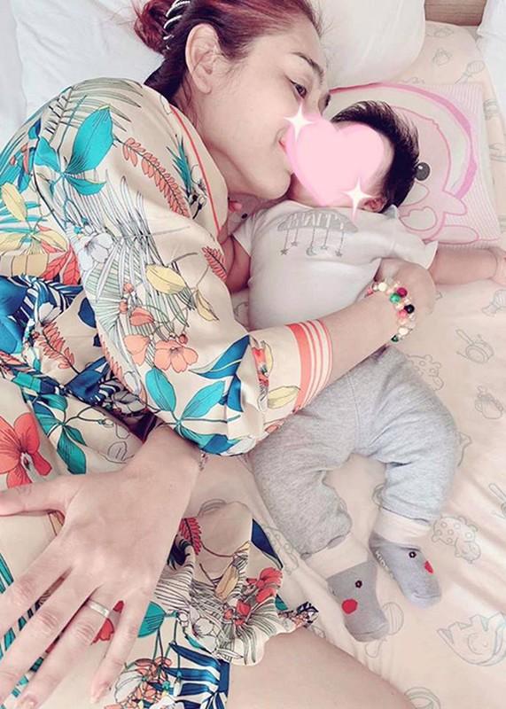 Ngam con trai dang yeu cua my nhan chuyen gioi Lam Khanh Chi-Hinh-3