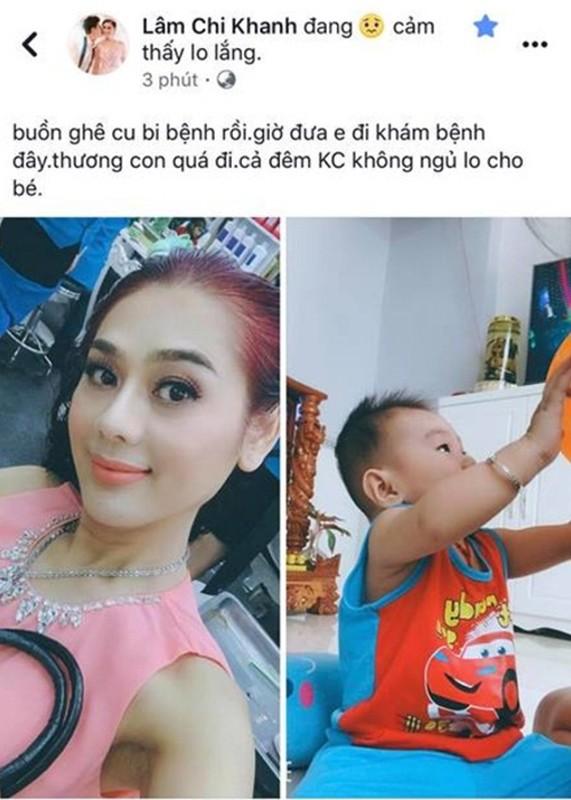 Ngam con trai dang yeu cua my nhan chuyen gioi Lam Khanh Chi-Hinh-4