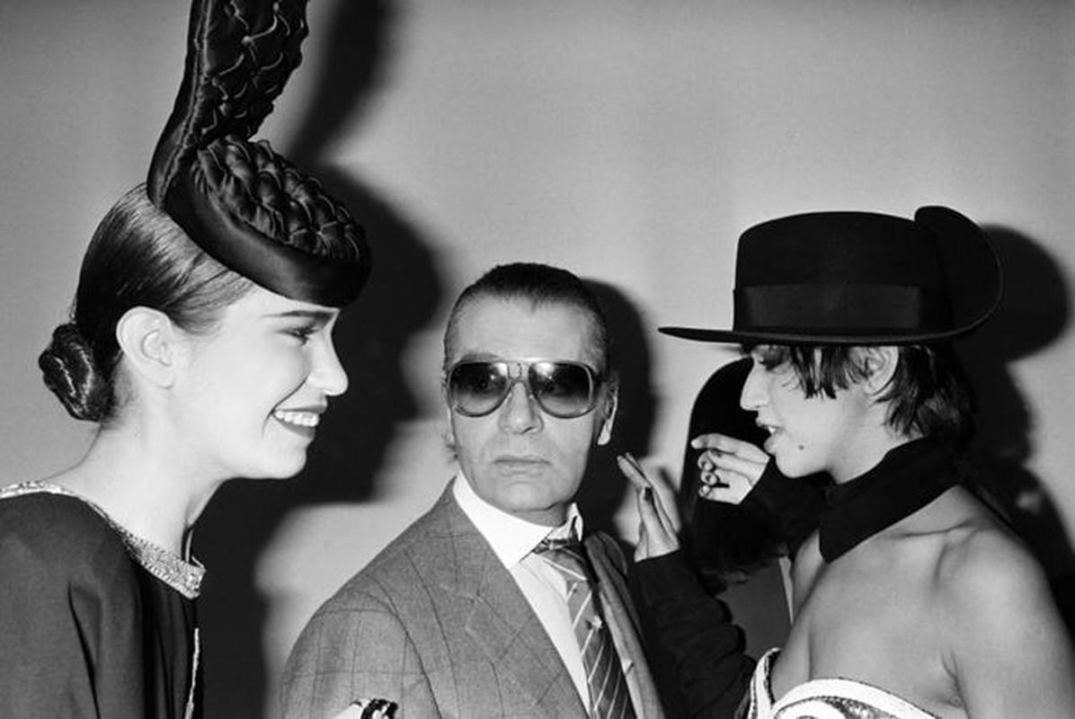 Nhin lai su nghiep lung lay cua huyen thoai thoi trang Karl Lagerfeld-Hinh-8