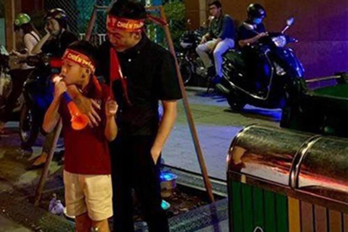 Mong Dam Thu Trang mang bau, Cuong Do la da la bo dam the nao?-Hinh-12