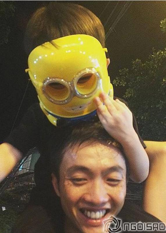 Mong Dam Thu Trang mang bau, Cuong Do la da la bo dam the nao?-Hinh-9