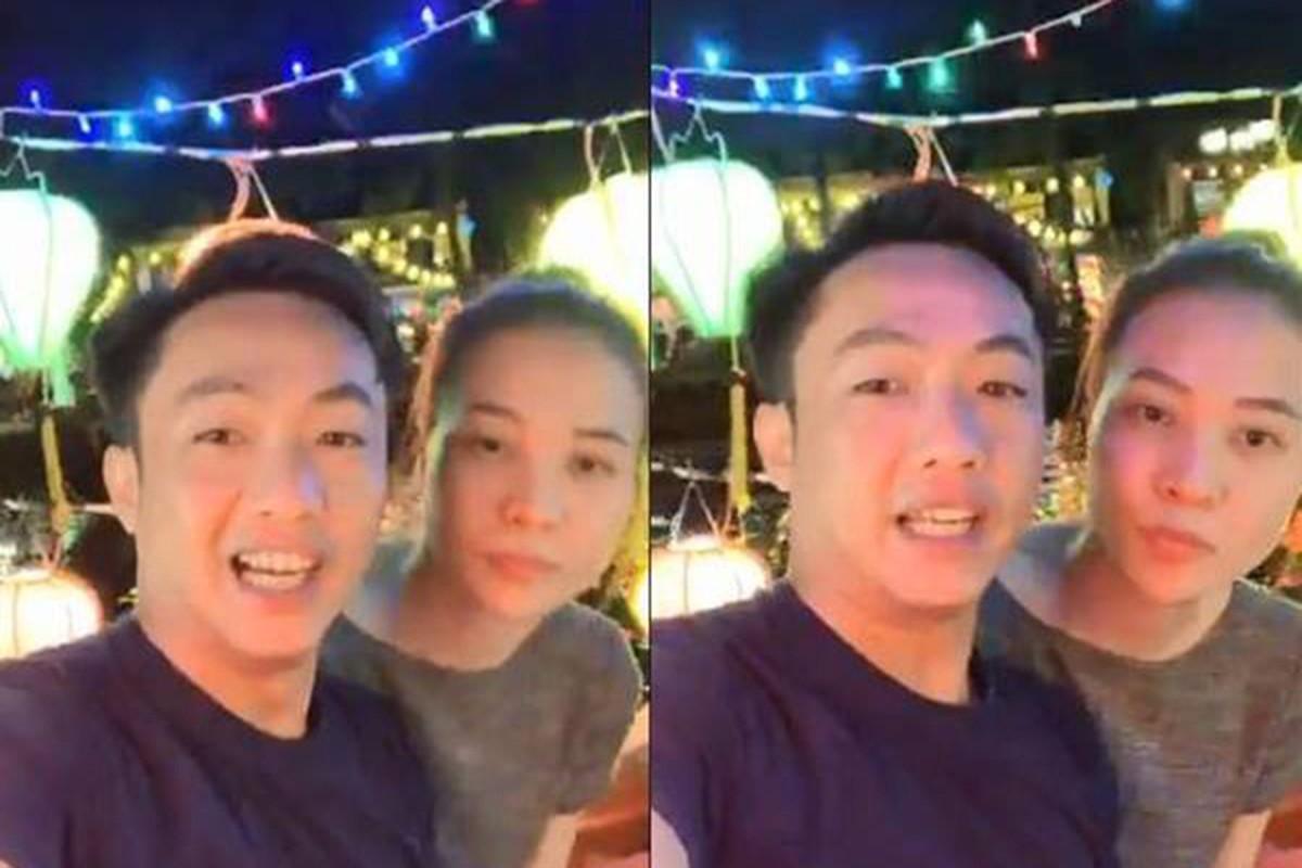 Mong Dam Thu Trang mang bau, Cuong Do la da la bo dam the nao?