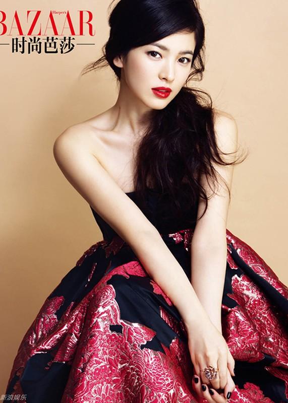 Loat anh khien Song Joong Ki tiec hui hui neu ly hon Song Hye Kyo