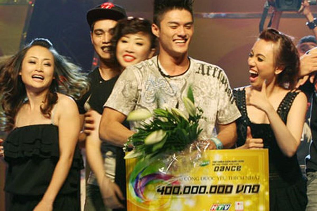 Hinh anh khi moi buoc vao showbiz cua Lam Vinh Hai - Linh Chi-Hinh-3