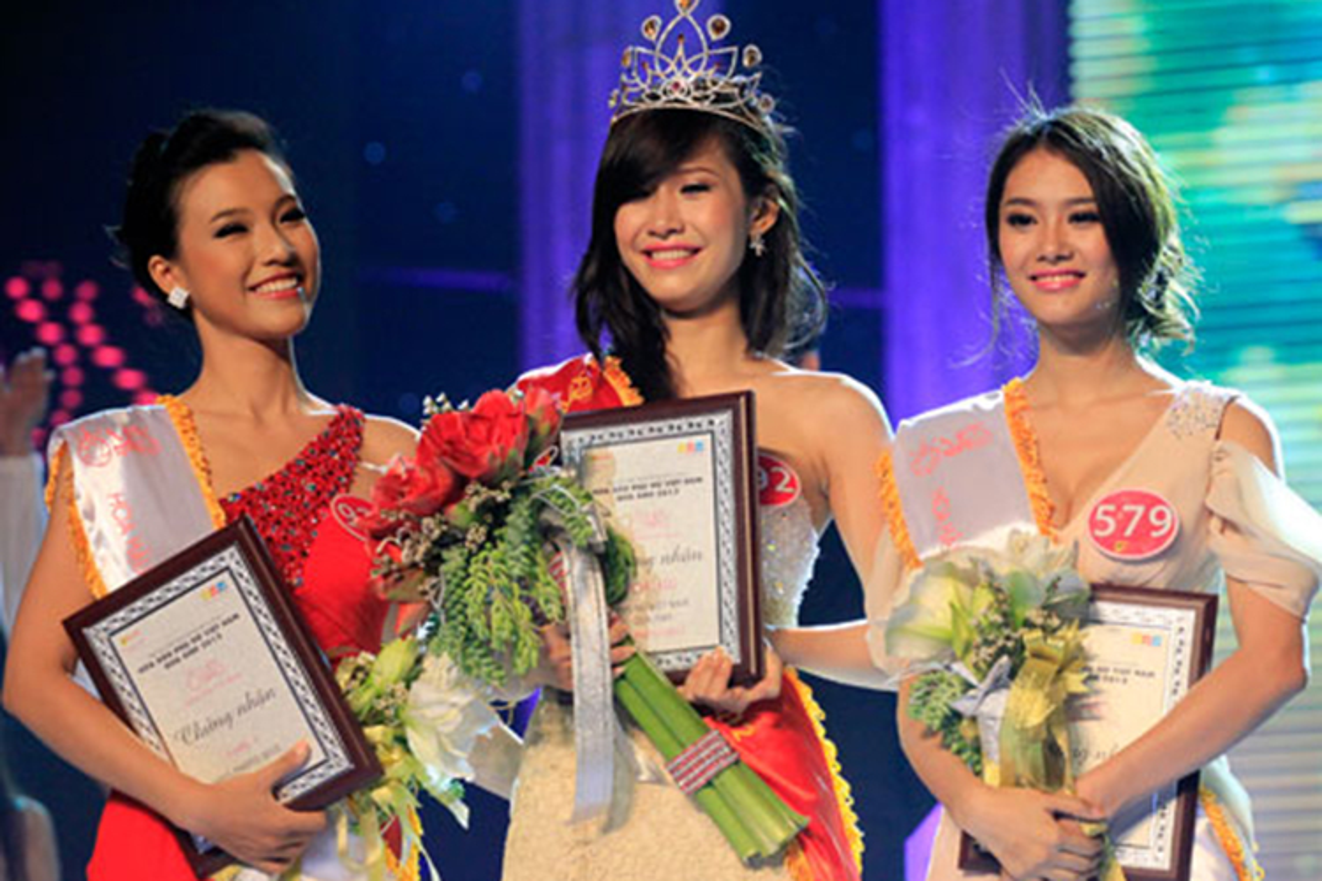 Hinh anh khi moi buoc vao showbiz cua Lam Vinh Hai - Linh Chi-Hinh-8
