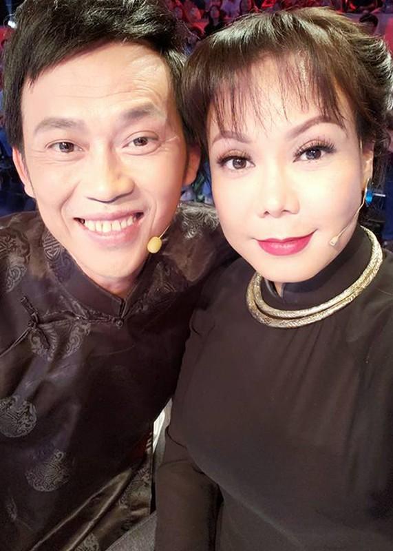 Doi thuc cua nu nghe si bi nham la vo cua Hoai Linh