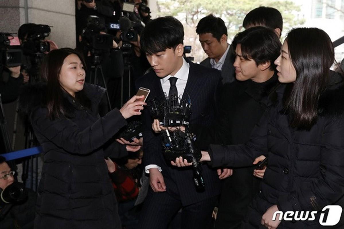 Ban than bi bat giam, Seungri thua nhan cao buoc nay-Hinh-3