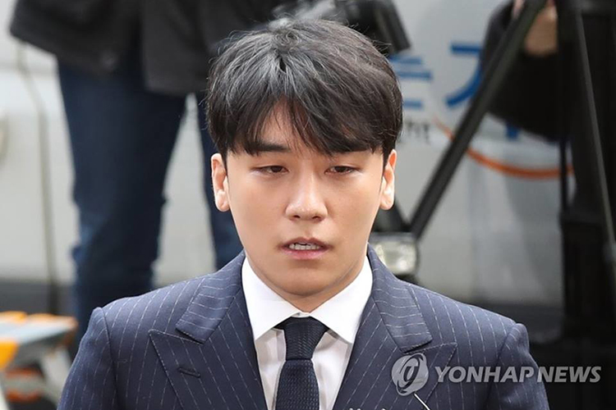 Ban than bi bat giam, Seungri thua nhan cao buoc nay